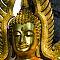 Bouddha en personne