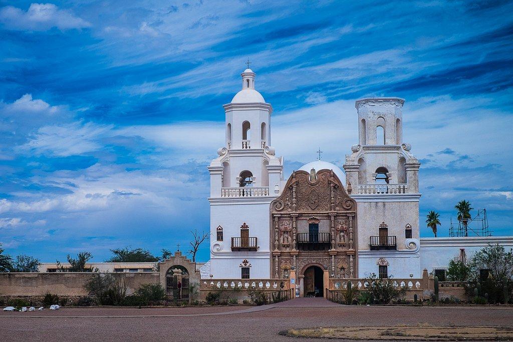 Mission San Xavier
